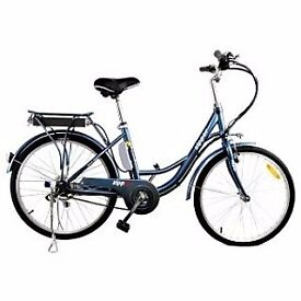 New Z3 Zipper Electric City bikes free uk delivery