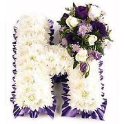 Funeral Flower Letters