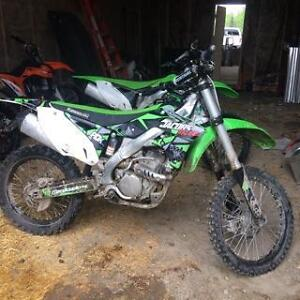 2015 KX250F MUST SELL