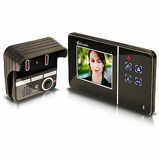 Intercom with Video Monitoring