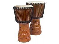 Djembe/African djembe drum/Nottingham