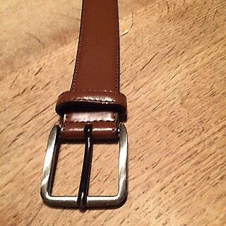 Men's belt, from Marks and spencers, worn twice, AS NEW CONDITION