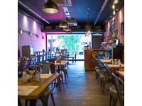 General Manager needed for Restaurant - North London