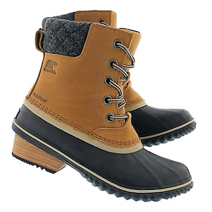 Woman's Sorel Slimpack II Waterproof boots