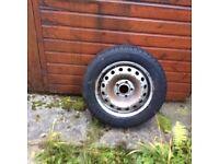 Renault Traffic Wheel + New Tyre