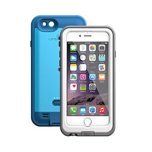 LifeProof FRĒ Power Waterproof Battery Case for iPhone 6/6s