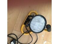 Wickes powerful floor light