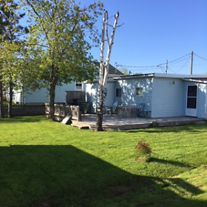 Parlee Beach/Shediac Cottage Rental