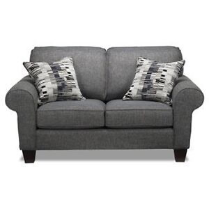 Wanted grey love seat