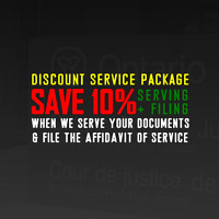 PROCESS SERVING: Document Serving | Court Filing | Skip Tracing
