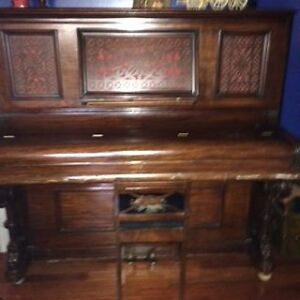 1884 Upright Hardman Piano