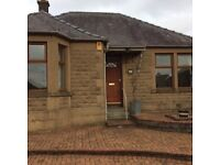 Three Bedroom Detached Bungalow with Garage in Corstorphine