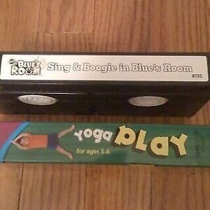 Kids VHS Videos for sale