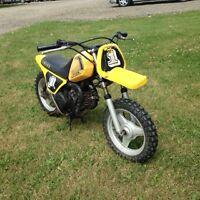 1989 Yamaha PW50