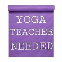 Yoga Teacher, certified and insured