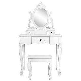 Dressing table and chest of drawers