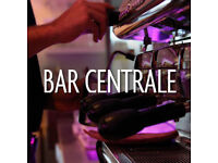 BAR CENTRALE PIZZERIA CAMDEN - WAITERS AND WAITRESSES NEEDED!!!