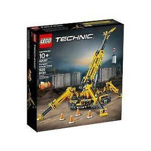 BNIB Lego TECHNIC #42097 Compact Crawler Crane RRP $159.99