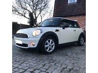 Mini ONE - 1.4L - 2008 Reg - Cream - 2 LADY OWNER'S