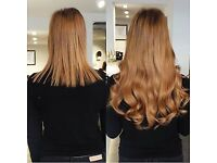Shrinks Hair-Micro Ring Hair-Nano Ring Tip-Pre-bounded-Tape Hair Extension-Weaving-LA Weave