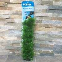 6 NEW TOP FIN 20 INCHES HEIGH PLASTIC BALL PLANTS