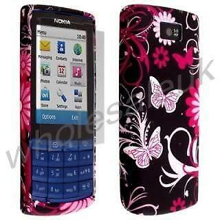 nokia x3 02 case ebay. Black Bedroom Furniture Sets. Home Design Ideas