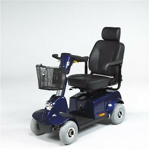 Blue Fortress 1700 4-wheel Scooter *LIKE NEW*