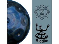 Riddim Handpan D minor