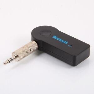 BRAND NEW Straight Plug Hands-free Call Car Bluetooth Wireless