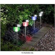 Colour Changing Solar Lights
