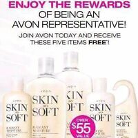 Become an Avon rep!