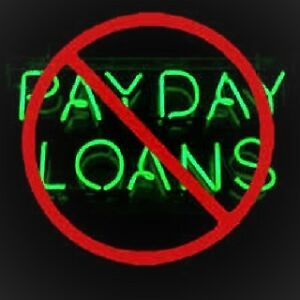 OMG! Stop the Payday loan cycle