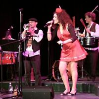 Salsa (Latin) band - available with full brass section!