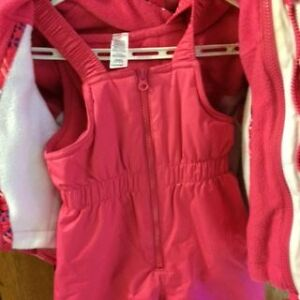 Snow suit (pants & jacket) girls 2-3 years West Island Greater Montréal image 2