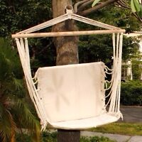 Single adult chair hammock