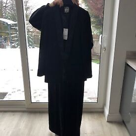 Brand new with labels Ladies NEXT black dinner jacket and trousers