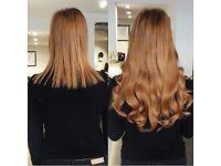 Micro Ring Hair-Nano Ring-Hair-Weave Hair-Micro Weft-Weave-La-Weave-Tape Hair Extensions