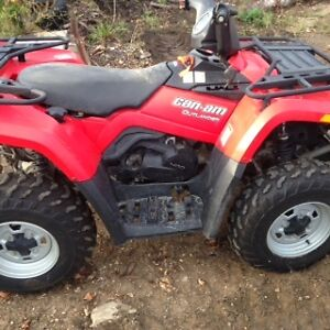 Can Am XT 400cc For Sale
