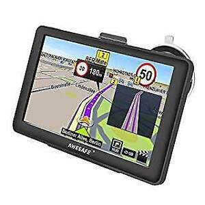 GPS Navigation for Car, AWESAFE 7 inches Touch Screen 8GB Naviga