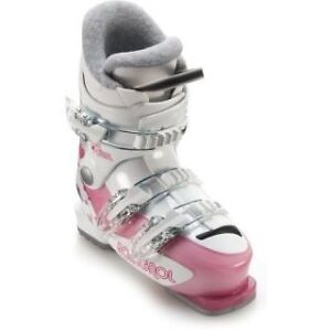 Rossignol Girls Ski Boot Mondo size 22.5 (6.5)