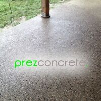 BOOK NOW! METICULOUS QUALITY CONCRETE DRIVEWAYS+PATIOS+SIDEWALKS
