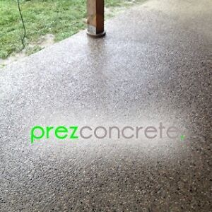 BOOK NOW! METICULOUS QUALITY CONCRETE DRIVEWAYS+PATIOS+SIDEWALKS Kitchener / Waterloo Kitchener Area image 1