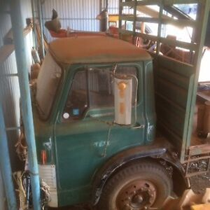 Ford truck Tottenham Lachlan Area Preview