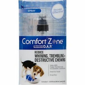 Comfort Zone D.A.P. spray for dogs