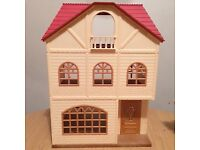 Sylvanian Family house and furniture