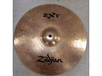 Zildjian ZXT medium thin crash - 16'' / 40cm