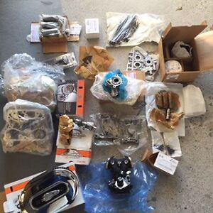 Assorted Harley Davidson parts Wickham Newcastle Area Preview