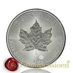 Zilver Maple Leaf 1 troy ounce 999,9 puur zilveren munt