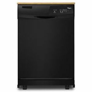 Whirlpool Dishwasher (Black) - barely used! Belleville Belleville Area image 1