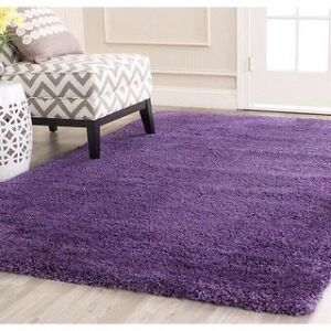 WANTED: purple area rugs